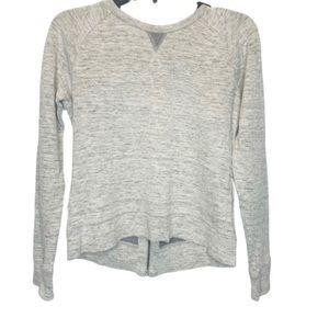 J Brand Women's Sweatshirt w/ Full Zipper Size XS